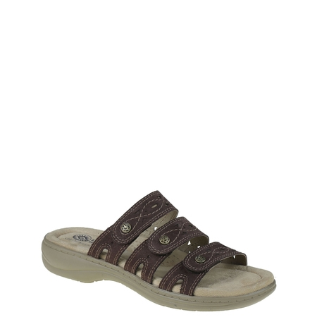 Earth Spirit Womens 3 Strap Sandals