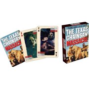 Texas Chainsaw Massacre Playing Cards,  Horror Movies by NMR Calendars