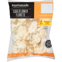 Marketside Cauliflower Florets, 16 oz