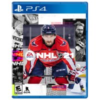 Deals on NHL 21 Standard PlayStation 4