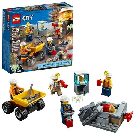 LEGO City Mining Mining Team 60184 - Lego City Airport