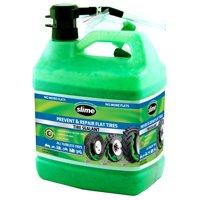 Slime Prevent and Repair Tire Sealant - 1 Gallon (Value Size for All Tires) – 10163
