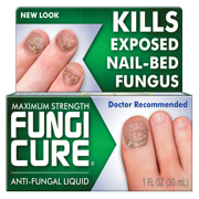 Fungicure Maximum Strength Anti-Fungal Liquid, 1 Fl. Oz.