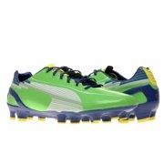 online store f17d7 149f8 Puma Evospeed 1 FG Jasmine Green White Men s Soccer Cleats 10252706