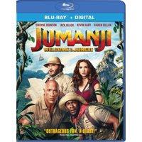 Jumanji: Welcome to the Jungle (Blu-ray + Digital)