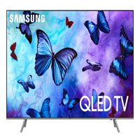"SAMSUNG 55"" Class 4K (2160P) Ultra HD Smart QLED TV QN55Q6FN (2018 model)"