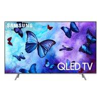 "SAMSUNG 65"" Class 4K (2160P) Ultra HD Smart QLED HDR TV QN65Q6FNAFXZA (2018 Model)"