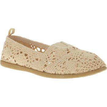 Faded Glory Girls Crochet Shoes