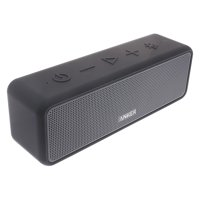 Anker SoundCore Select Portable Bluetooth Speaker Black with Loud Stereo Sound, Rich Bass, 24-Hour Playtime, 66 ft Bluetooth Range, Built-In Mic. Perfect Wireless Speaker for iPhone, Samsung and more