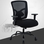 Phenomenal Big Tall Office Chairs Home Interior And Landscaping Ologienasavecom