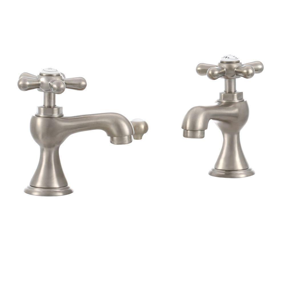 Pegasus FS2AD202RBP Series 6100 8 In. Widespread 2 Handle Bathroom Faucet  In Oil