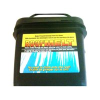Roof Melt By Kmi RM-65S Ice Dam Melter, Calcium Chloride, 60 Pucks - Quantity 1