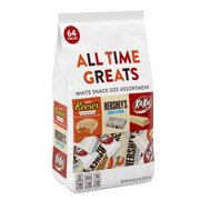 Hershey's All Time Greats Assortment White Chocolate Candy, 32.5 Oz.