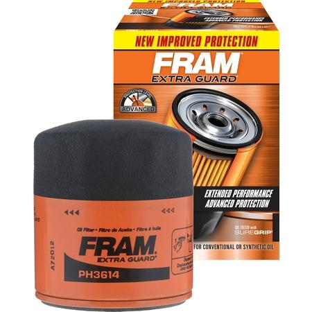 Motor Oil Filler Cap (FRAM Extra Guard Oil Filter,)
