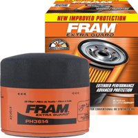 FRAM Extra Guard Oil Filter, PH3614