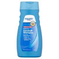 Equate Medicated Dandruff Shampoo, Maximum Strength 11 fl oz