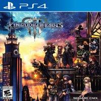 Kingdom Hearts 3, Square Enix, PlayStation 4, 662248915050