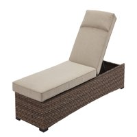 Better Homes & Gardens Hawthorne Park Outdoor Chaise Lounge