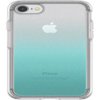OtterBox Symmetry Series Clear Graphics Case for iPhone 8 & iPhone 7, Aloha Ombre