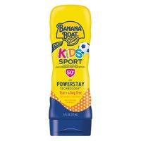 Banana Boat Kids Sport Sunscreen Lotion SPF 50+, 6 Oz, Packaging May Vary