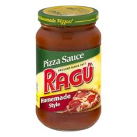(4 Pack) Ragú Homemade Style Pizza Sauce 14 oz.