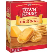 Keebler Town House Crackers, Original, 13.8 Oz