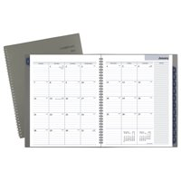 "AT-A-GLANCE 2018 DayMinder Monthly Planner, 12 Months, January Start, 8 1/2"" x 11"", Assorted Colors"