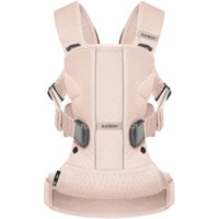 BABYBJORN Baby Carrier One Air - Powder Pink