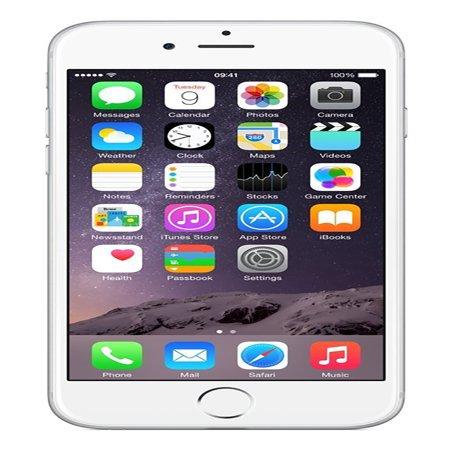 Refurbished Apple iPhone 6 64GB, Silver - Unlocked GSM