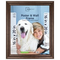 "Mainstays 16"" x 20"" Casual Bronze Poster Frame"