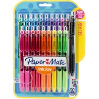 Paper Mate Inkjoy Gel Pens .7mm 20/Pkg Assorted
