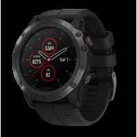 Garmin Fenix 5X Plus Ultimate Multisport Watch with Music, Maps, and Garmin Pay