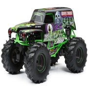 New Bright Monster Jam® Radio Control – GRAVE DIGGER®