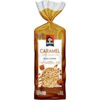 Quaker Rice Cakes, Caramel, 6.5 oz Bag