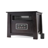 Mainstays Infrared Quartz Cabinet Heater, Black, WH-96H3