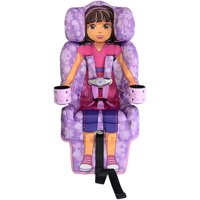 KidsEmbrace Combination Booster Car Seat, Nickelodeon Dora the Explorer