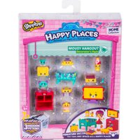 Happy Places Shopkins S2 Decorator Pack, Mousy Hangout