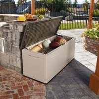 Lifetime Outdoor 130-Gallon Deck Storage Box, 60012