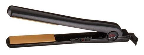 """CHI Air 1"""" Ceramic Flat Iron, Black"""