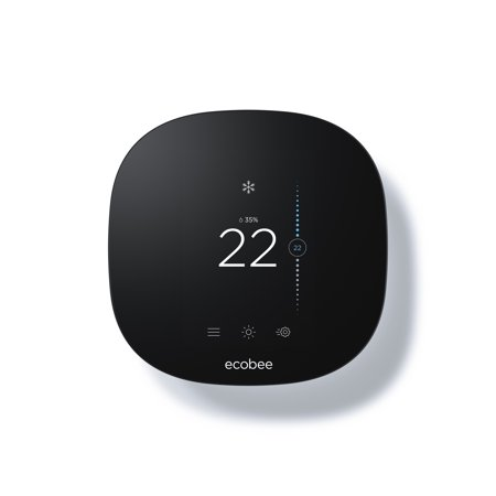 Frost Thermostat - ecobee3 Lite Smart Thermostat 2.0, No Hub Required