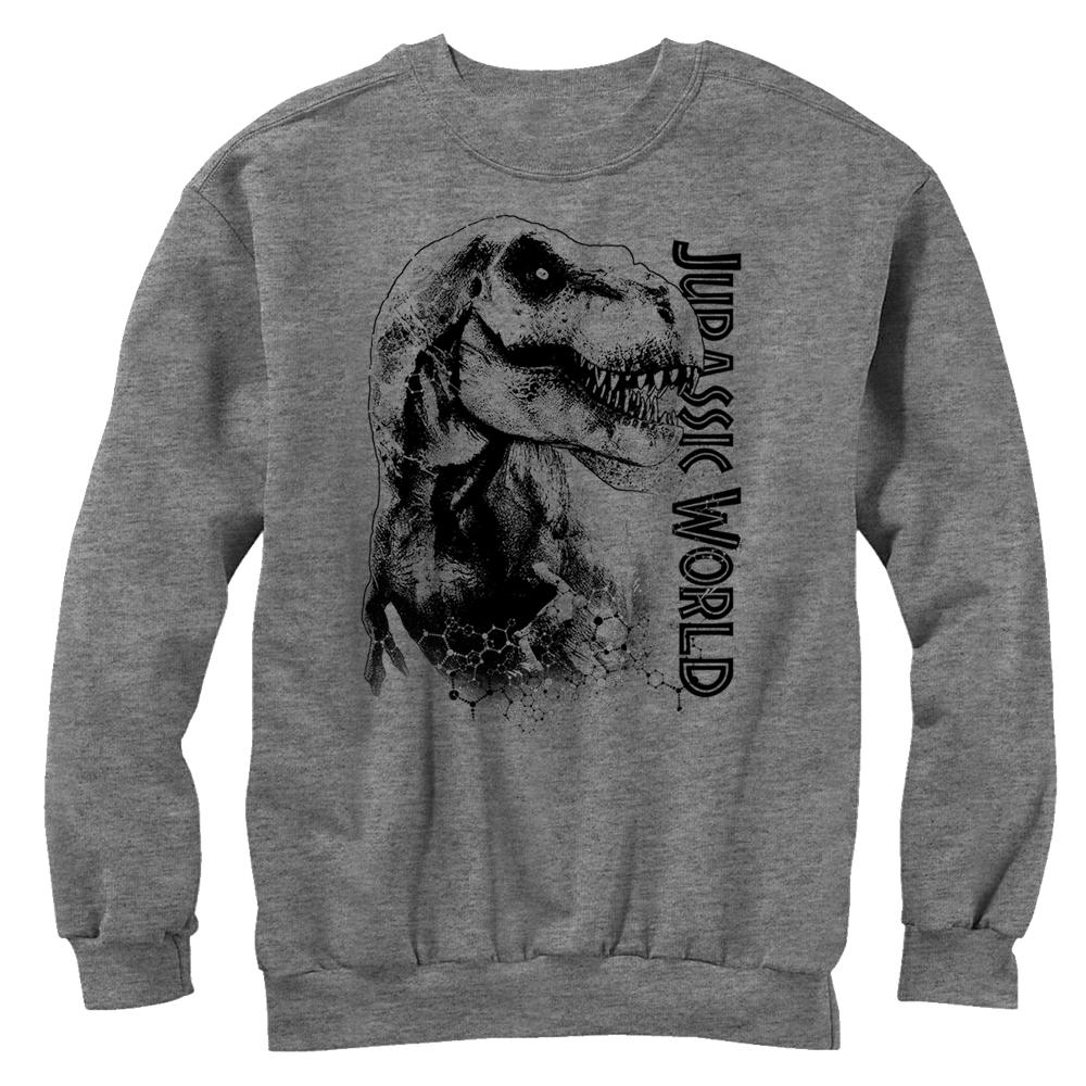 Jurassic World Mens Sweaters Hoodies