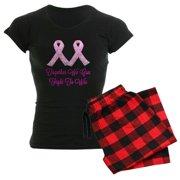 CafePress - Together Fight To Win - Women's Dark Pajamas