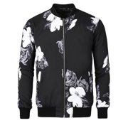 c0510575a Men's Black Bomber Jackets
