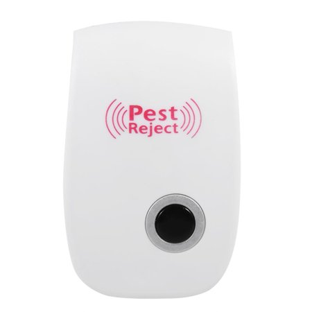 Magnetic Bug (Ultrasonic Pest Reject Electronic Magnetic Repeller Anti Mosquito Insect Killer, Indoor Pest Repeller, Pest Repeller)