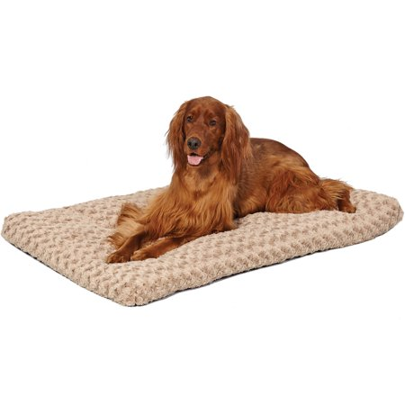MidWest Quiet Time Pet Bed Deluxe Ombre Swirl