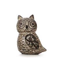 Mainstays Tabletop Resin Owl, Small