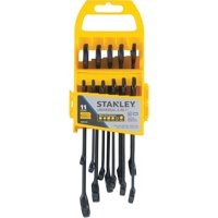 STANLEY STMT81180 11-Piece Universal Wrench Set MM