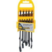 STANLEY STMT81180 11-Piece Universal Wrench Set MM