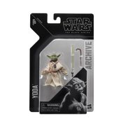 fb961d76a456 Star Wars The Black Series: Archive Yoda 6-Inch Scale Figure