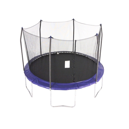 Skywalker Trampolines 12-Foot Trampoline, with Safety Enclosure,